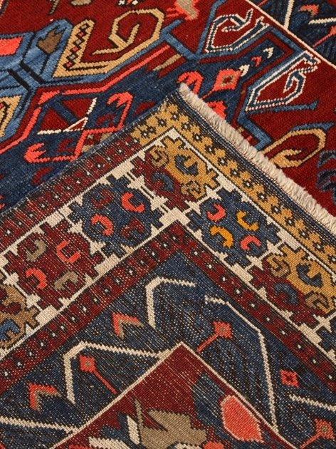 Tappeto seikur 100007679 tappeti tappeti antichi - Semeraro tappeti ...