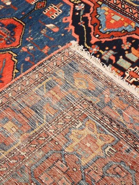 Tappeto bijar 100008702 tappeti tappeti antichi - Tappeti persiani antichi ...