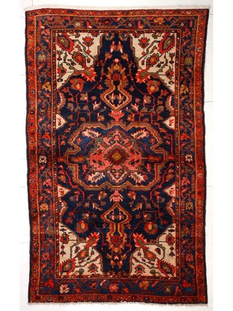 Tappeto malayer antico 100008462 tappeti tappeti antichi - Pulizia tappeto persiano ...