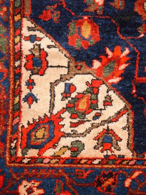 Tappeto malayer antico 100008462 tappeti tappeti antichi - Tappeti persiani antichi ...
