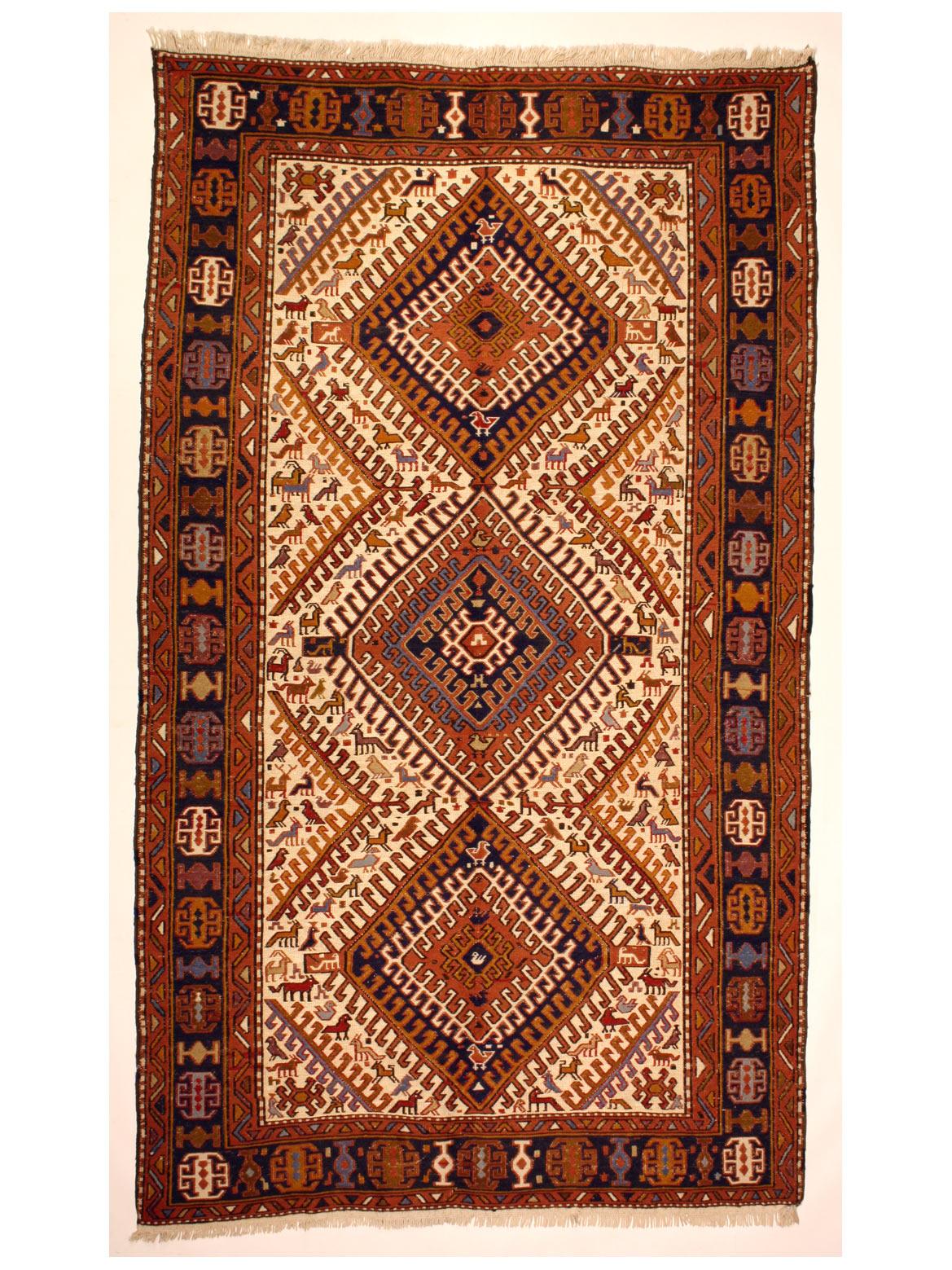 Tappeti kilim e sumak antichi idee per il design della casa - Tappeti kilim ikea ...